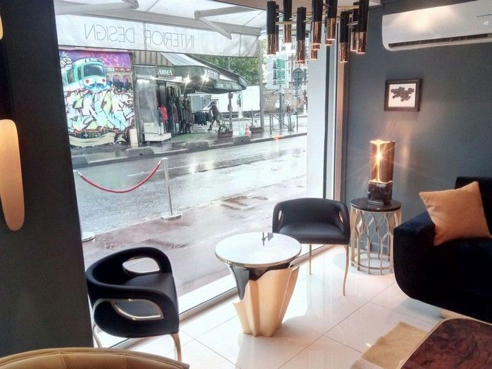 La Salle d'Exposition Parisienne Exclusive COVET PARIS est Finalement Ouverte > Magasins Deco > les dernieres neuvelles sur le monde du design d'interieurs > #covethouse #designdinterieurs