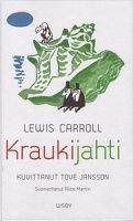 Kansi: Lewis Carroll: Kraukijahti