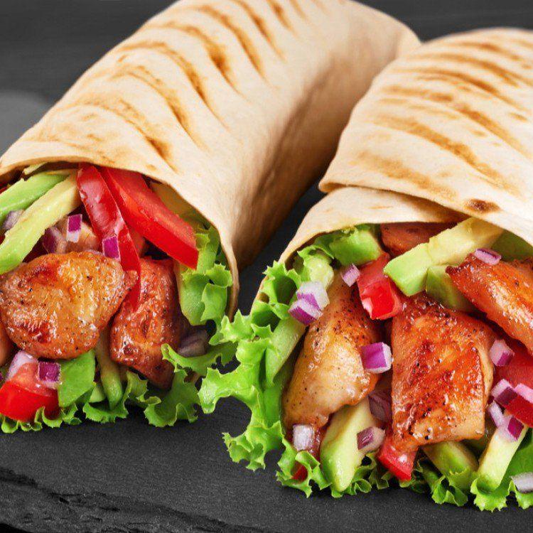 ساندويش فاهيتا الدجاج مطبخ سيدتي Recipe Chicken Recipes Shawarma Shawarma Ingredients