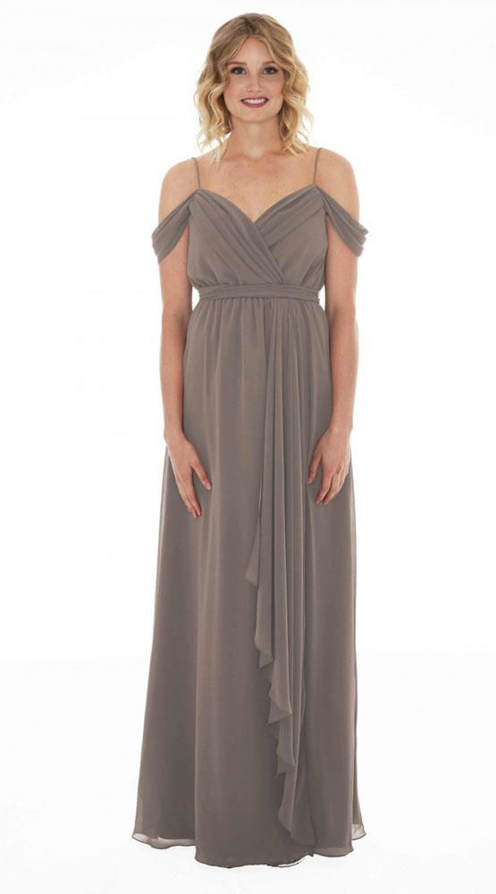 1fd37295d2 Gray Bridesmaid Dresses to Shop Now