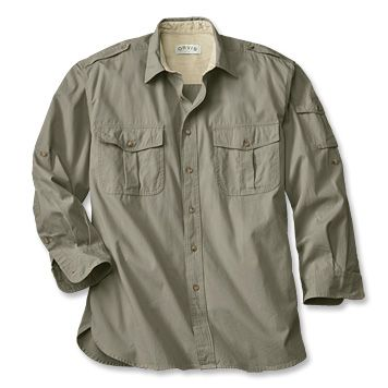 4bbcc8bb Just found this Safari Shirts for Men - Bush Shirt -- Orvis on Orvis.com!