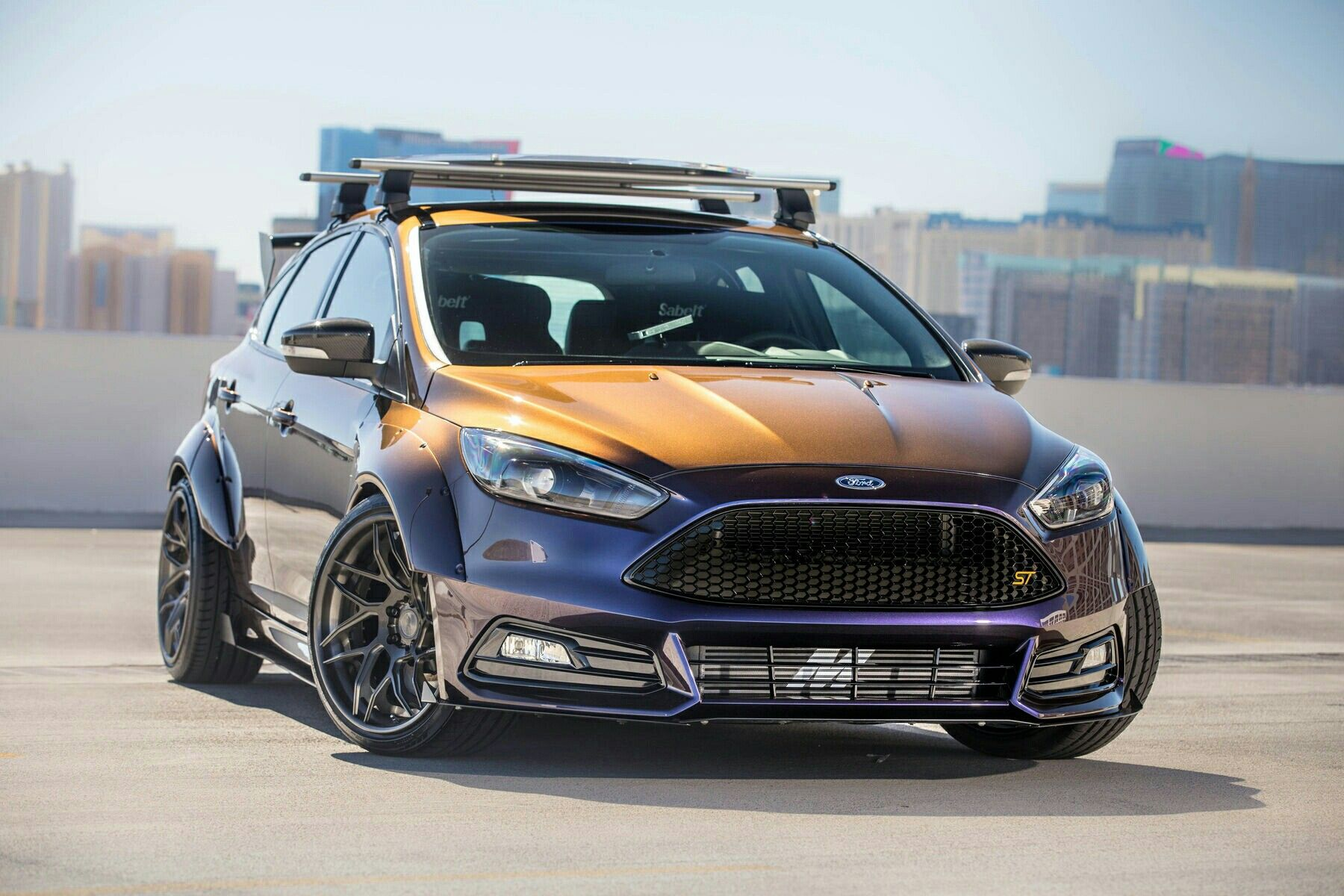 Focus St By Ford Ford Focus St