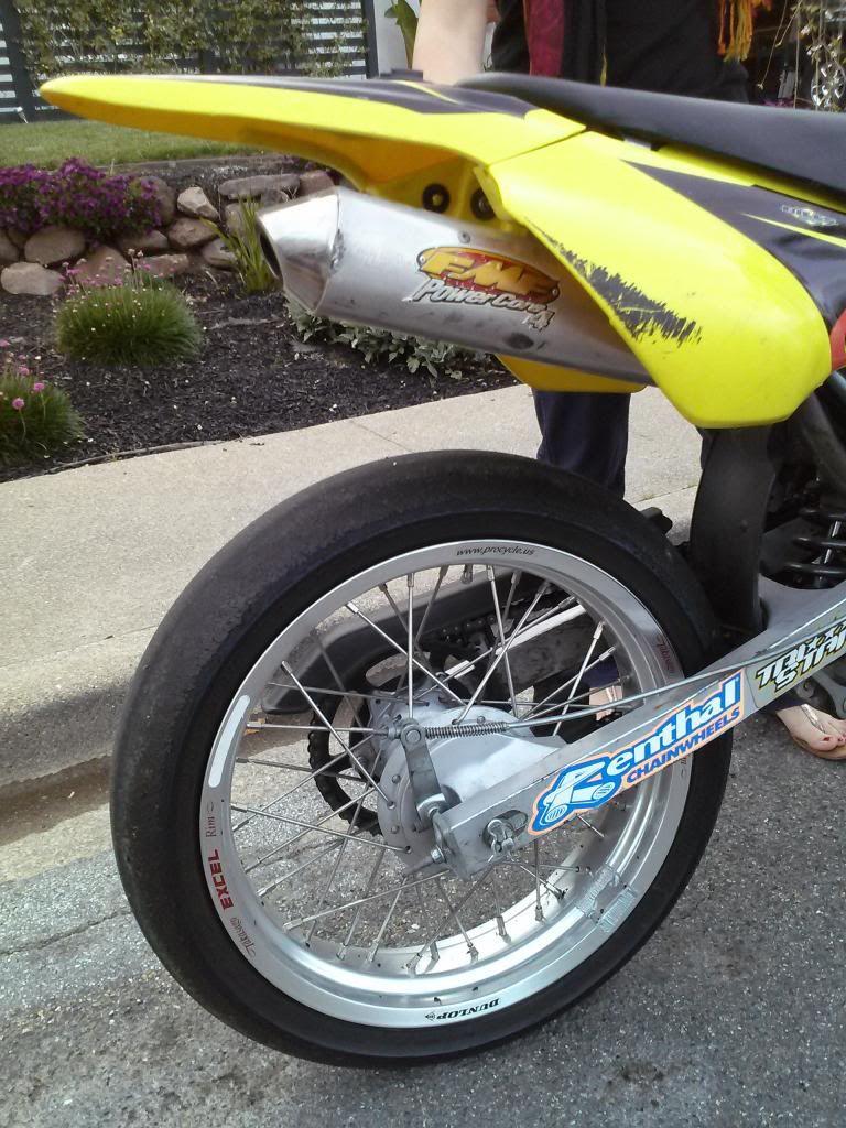 2003 Suzuki Drz 125l Supermoto Dirtbike Very Well Setup Barf Bay Area Riders Forum Supermoto Suzuki Very Well