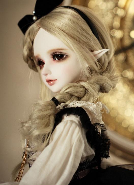 日本 动漫 SD娃娃 BJD 玩具 人偶 美人 美女 壁纸 萌物 头像