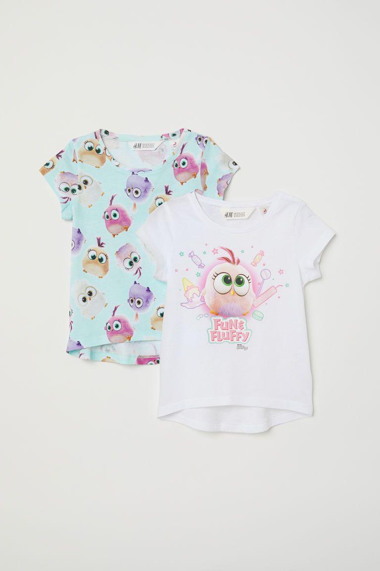 Camis/ón para beb/é ni/ña Manga Corta Shopkins