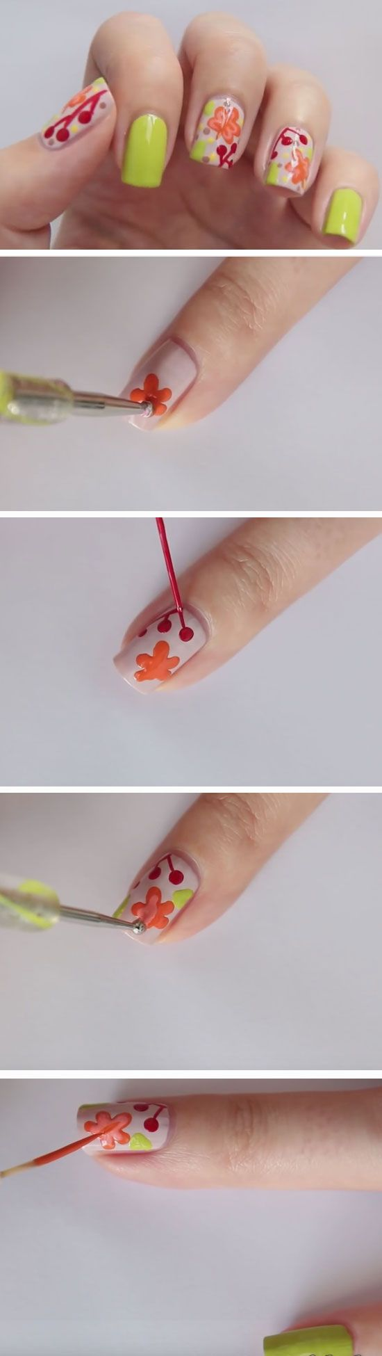 22 Easy Fall Nail Designs For Short Nails Pinterest Thanksgiving