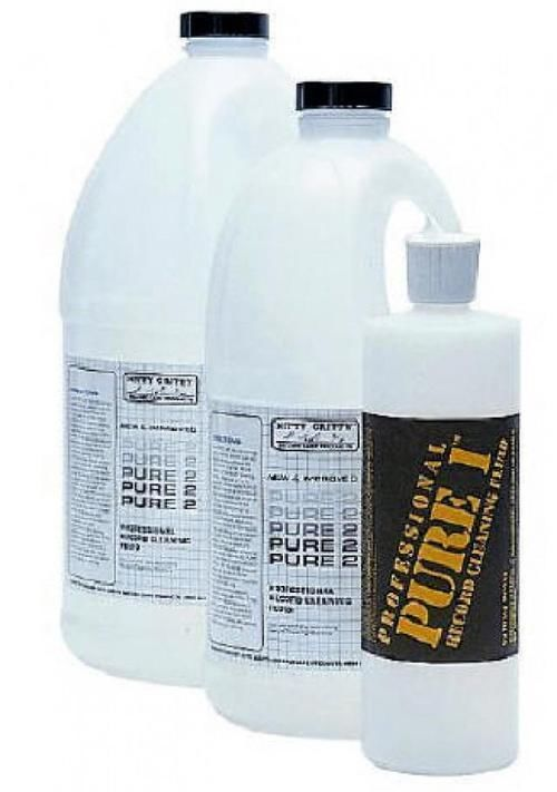 Vinyl Record Cleaning Fluid 128 Oz Nitty Gritty Pure 2