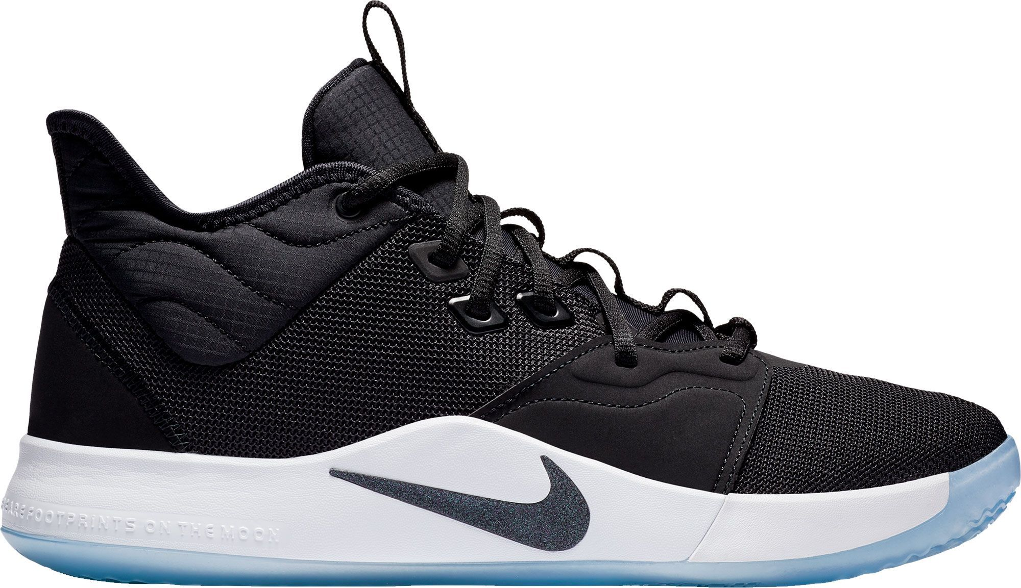 9a25edf723 Nike Men's PG 3 Basketball Shoes, Size: 7.5, Black in 2019 ...