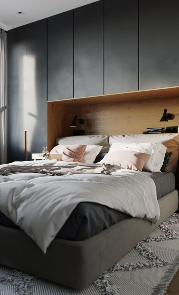 61 New Season And Trend Bedroom Design And Ideas 2020 Part 51 Bedroom Design Ideas Be Modern Bedroom Furniture Bedroom Furniture Design Cozy Bedroom Design
