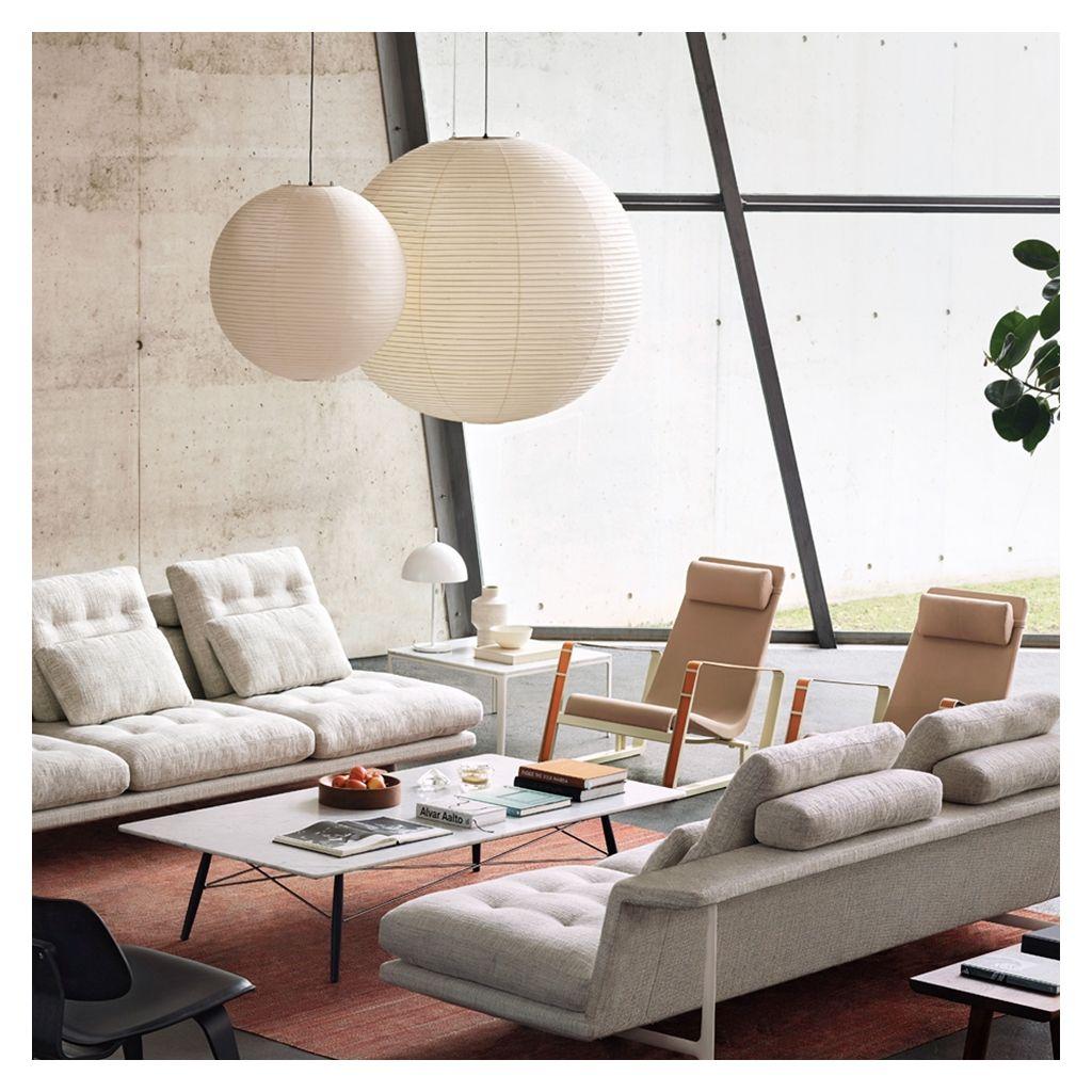 Akari 55a Pendant Light Pendant Lighting Lounge Lamps Living