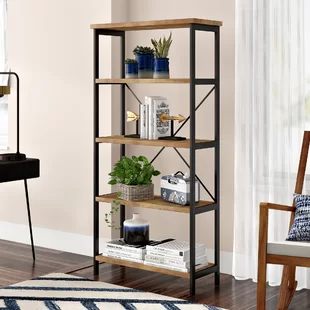 Bookcases You Ll Love In 2020 Wayfair Etagere Bookcase Living Room Bookcase Bookcase
