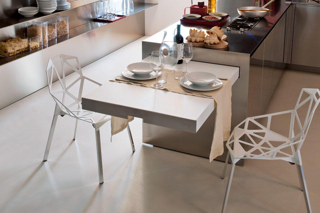 ispirazioni di cucine moderne e di design | elmar cucine | home ... - Tavolo Penisola Cucina