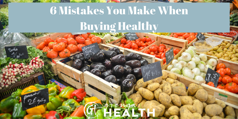 Buying healthy can be a challenge when you start your healthy journey. Get my tips for how to shop smarter and choose quality food.