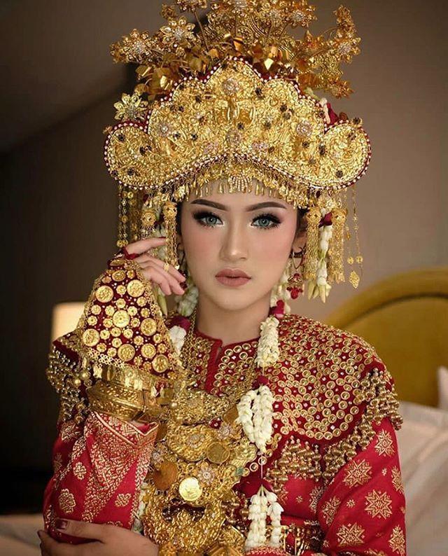 Baju Daerah Sumatera Selatan