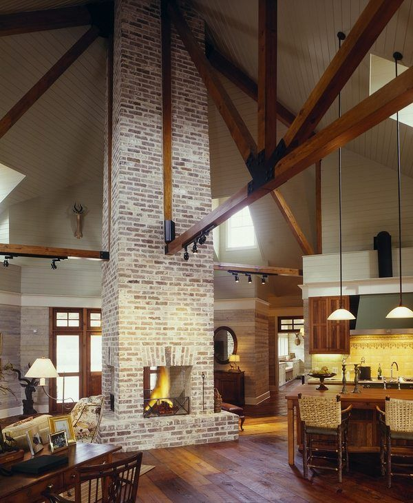 whitewash brick farmhouse living room ideas how to whitewash brick