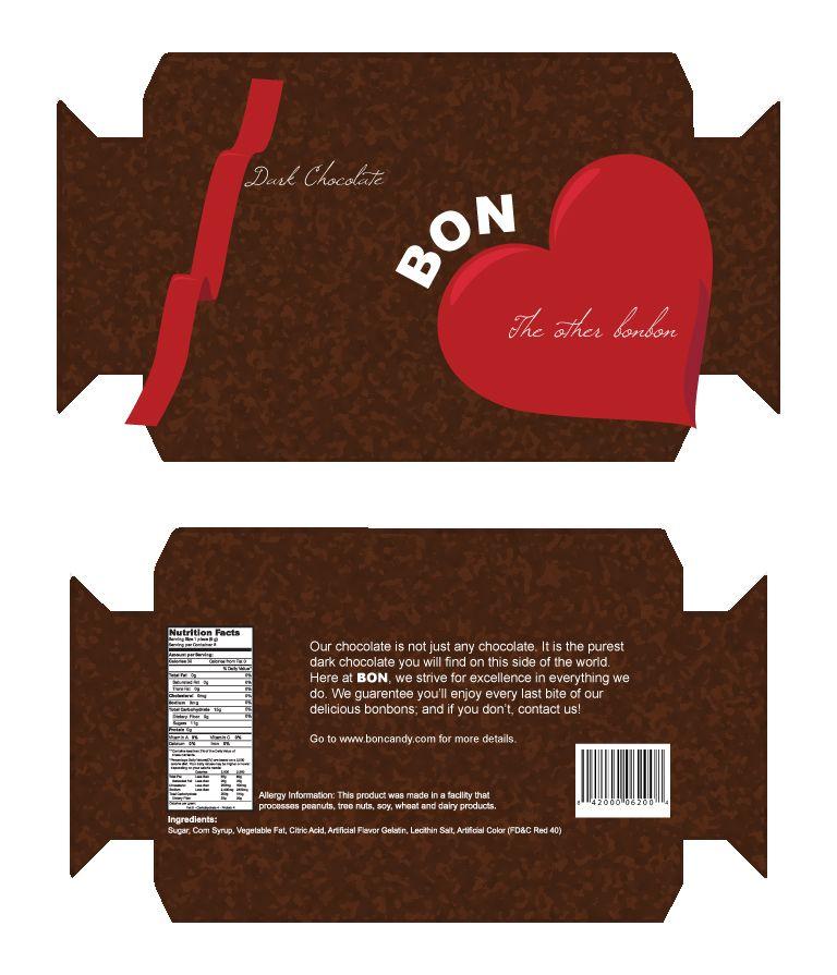 chocolate boxes template BON Candy Box Template by ~Matt2tB-Port