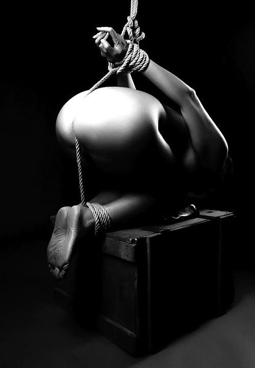 Artistic bdsm photos