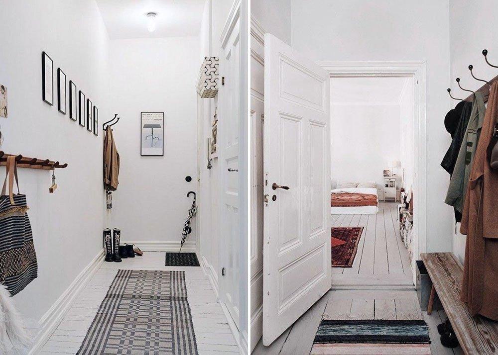 Ideas que te encantar n para decorar un pasillo estrecho recibidor y pasillos - Como decorar un pasillo estrecho ...