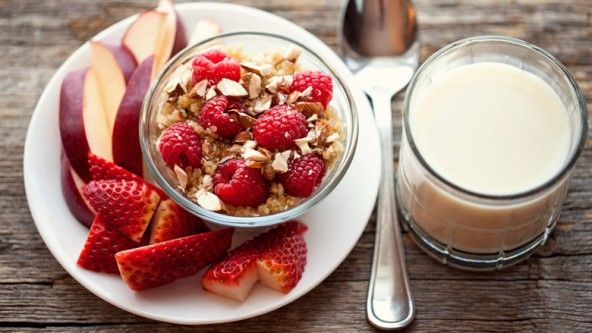 Need some tips on how to eat a heart-healthy breakfast? Check out my post @FitStudio.  I am one of their nutrition bloggers - it's an amazing site and you an earn money for getting fit!