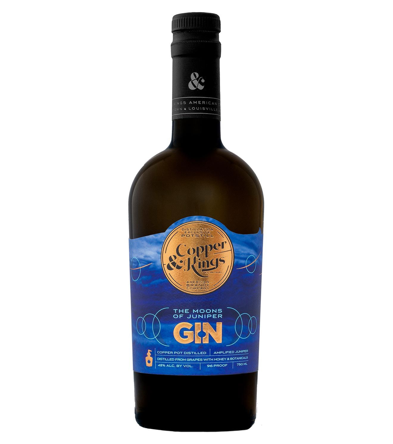 Copper kings american brandy co launches the moons of