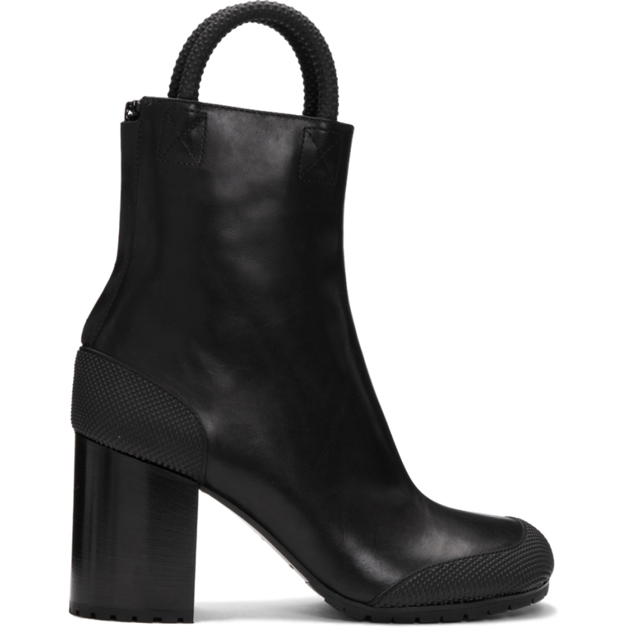 6c0a42f70c9 Random Identities - Black Leather Boots | 秋冬版面结构 | Black ...