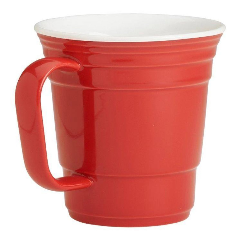 Ceramic Solo Cup Google Search Red Cups Mugs Coffee Mugs