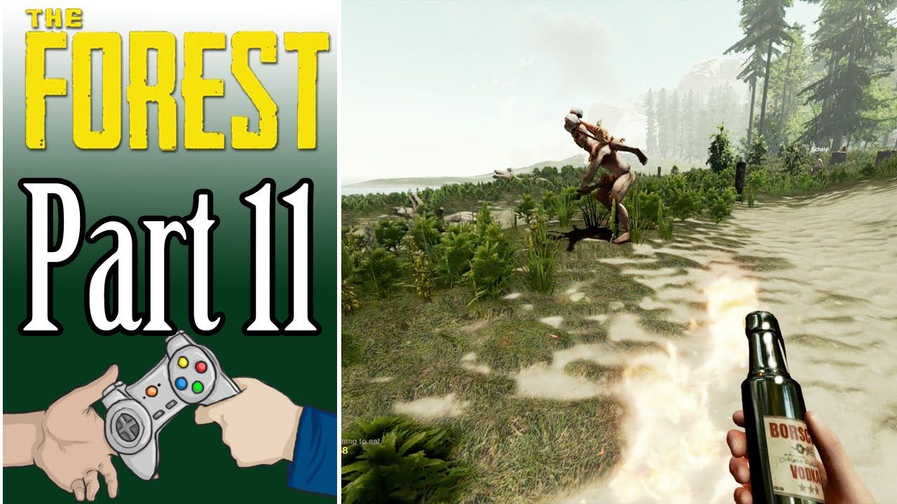 PTCP Plays: The Forest - MDB's View - Part 11