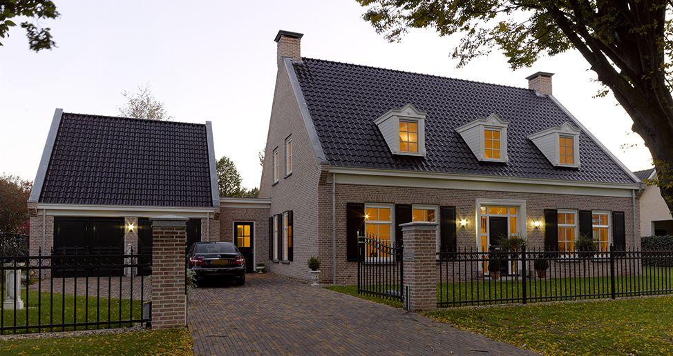 Notariswoning huizen for Kleine huizen bouwen