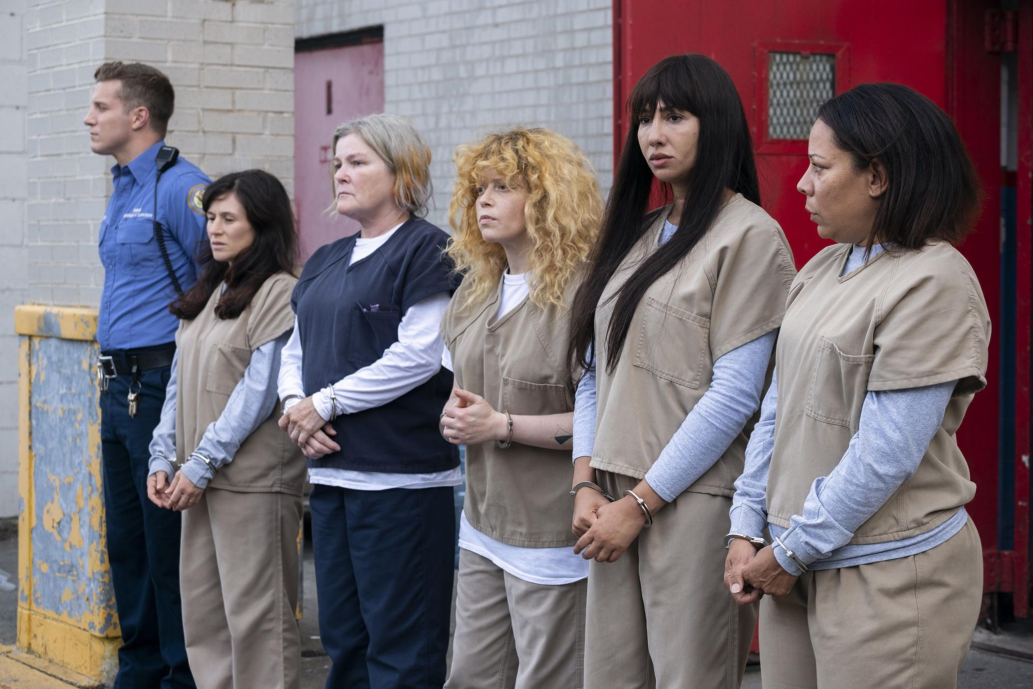 Resultado de imagem para orange is the new black season 7