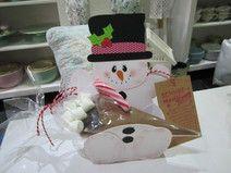Schneemannsuppe, Geschenkeverpackung
