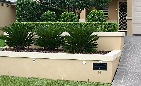 Gardens With Retaining Walls - Google Search | Backyard Garden