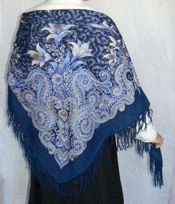 сухаревская татьяна платки