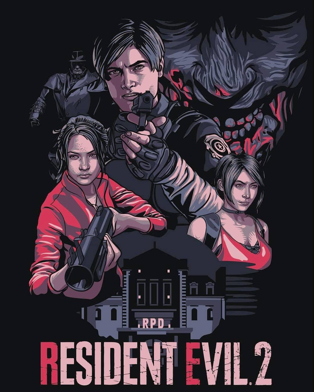 Sscissorhandss Resident Evil Anime Resident Evil Girl Resident Evil