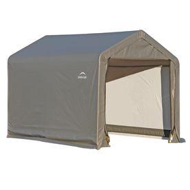 Prime Shelterlogic 12 Ft X 12 Ft Polyethylene Canopy Storage Interior Design Ideas Skatsoteloinfo