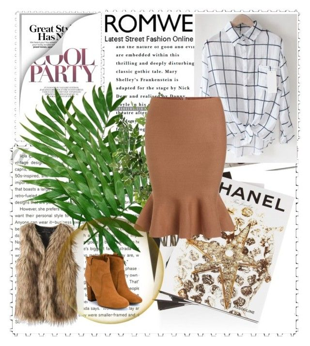 """Romwe contest"" by merima-gutic ❤ liked on Polyvore featuring Stop Staring!, Assouline Publishing, Diane James and Laurence Dacade"