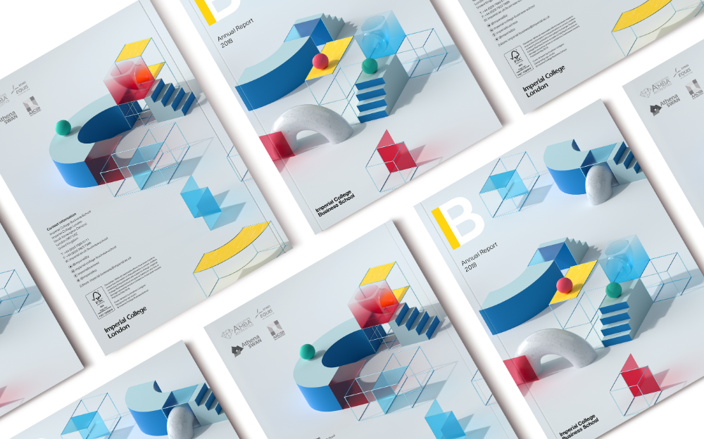 Imperial College Annual Report on Behance #annualreports Imperial College Annual Report on Behance #annualreports