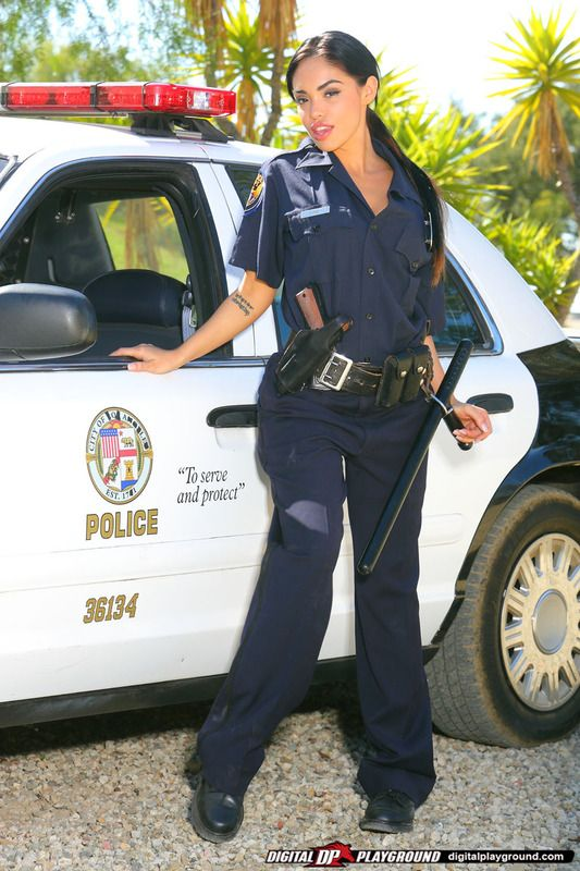 Of police officers sexy pictures