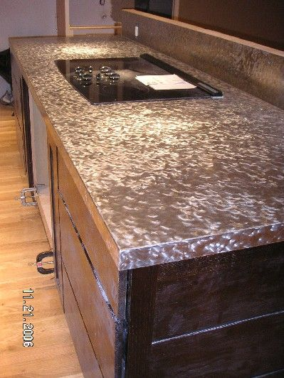 Ways To Make A Stainless Steel Countertop More Attractive And Unique Stainless Steel Countertops Stainless Countertops Countertops