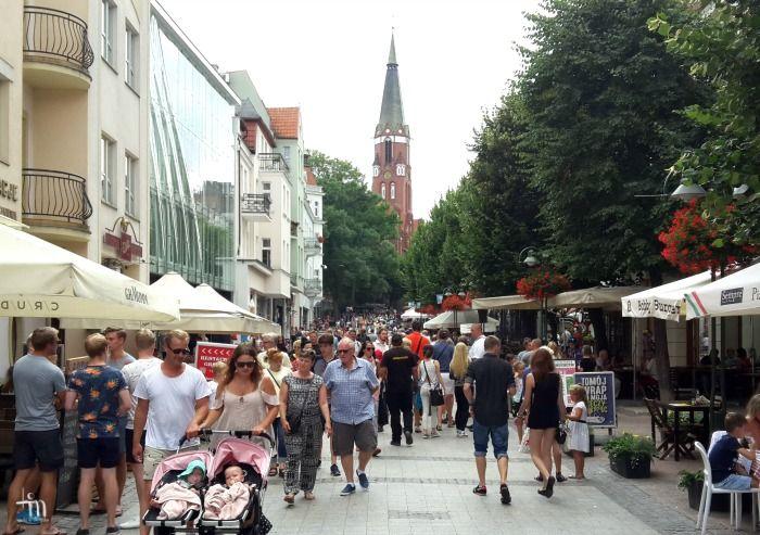 Sopot,  Puolan Riviera ja maailman pisin laituri