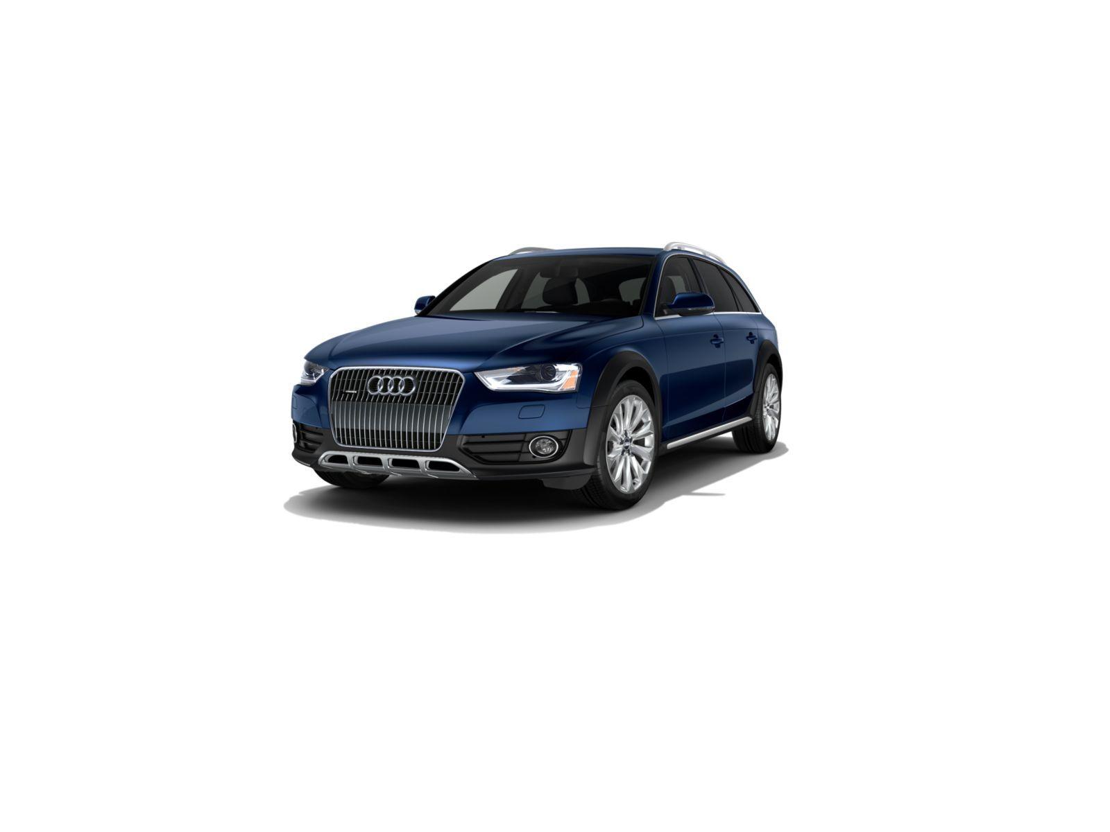 Build Your Own Audi Allroad Car Configurator Audi USA Cars - Audi usa models