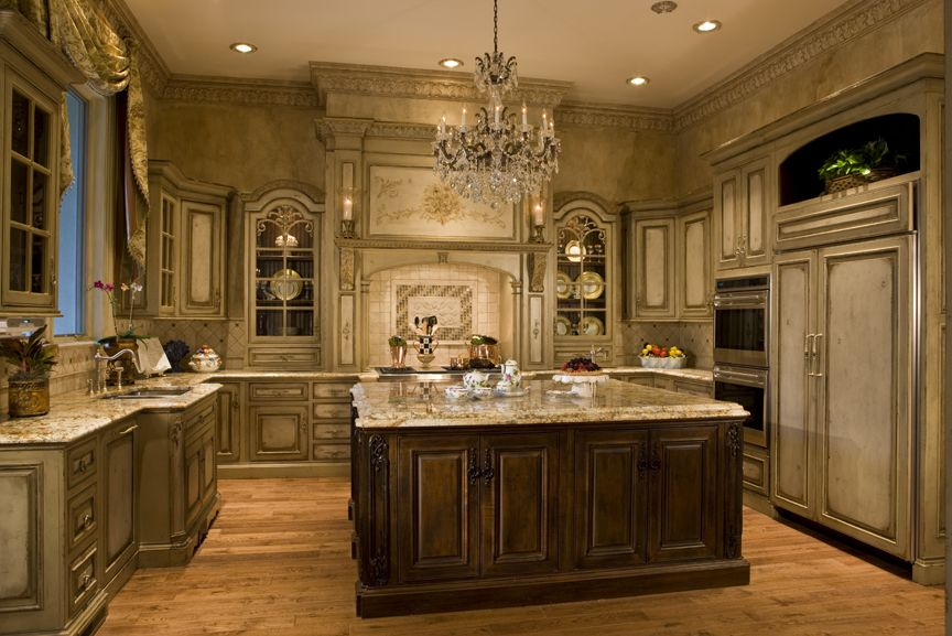 Custom Old European Kitchen Cabinets  Custom Kitchens Cabinets Inspiration Designing My Kitchen Inspiration