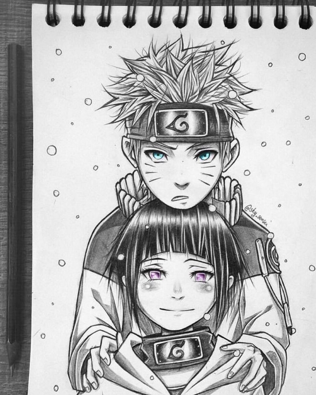 Hoy es el día de Naruto ️ dibujos anime animelife