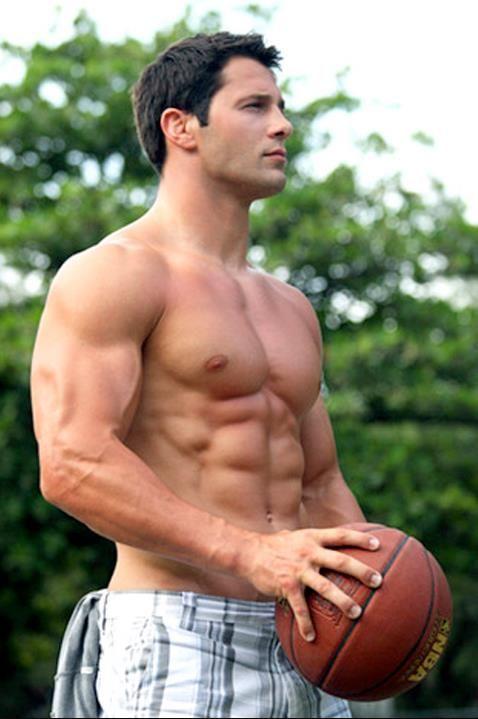Basketball jock
