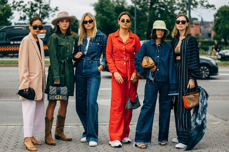 Best Shows 2020.The Best Street Style Photos From Copenhagen S Spring 2020