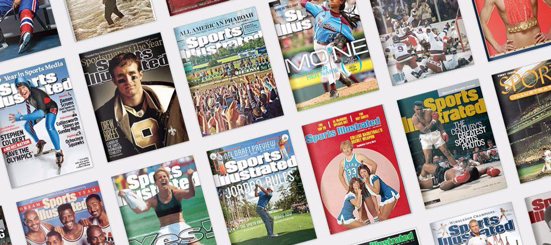 Sports Illustrated TV streams movies, shows and more for