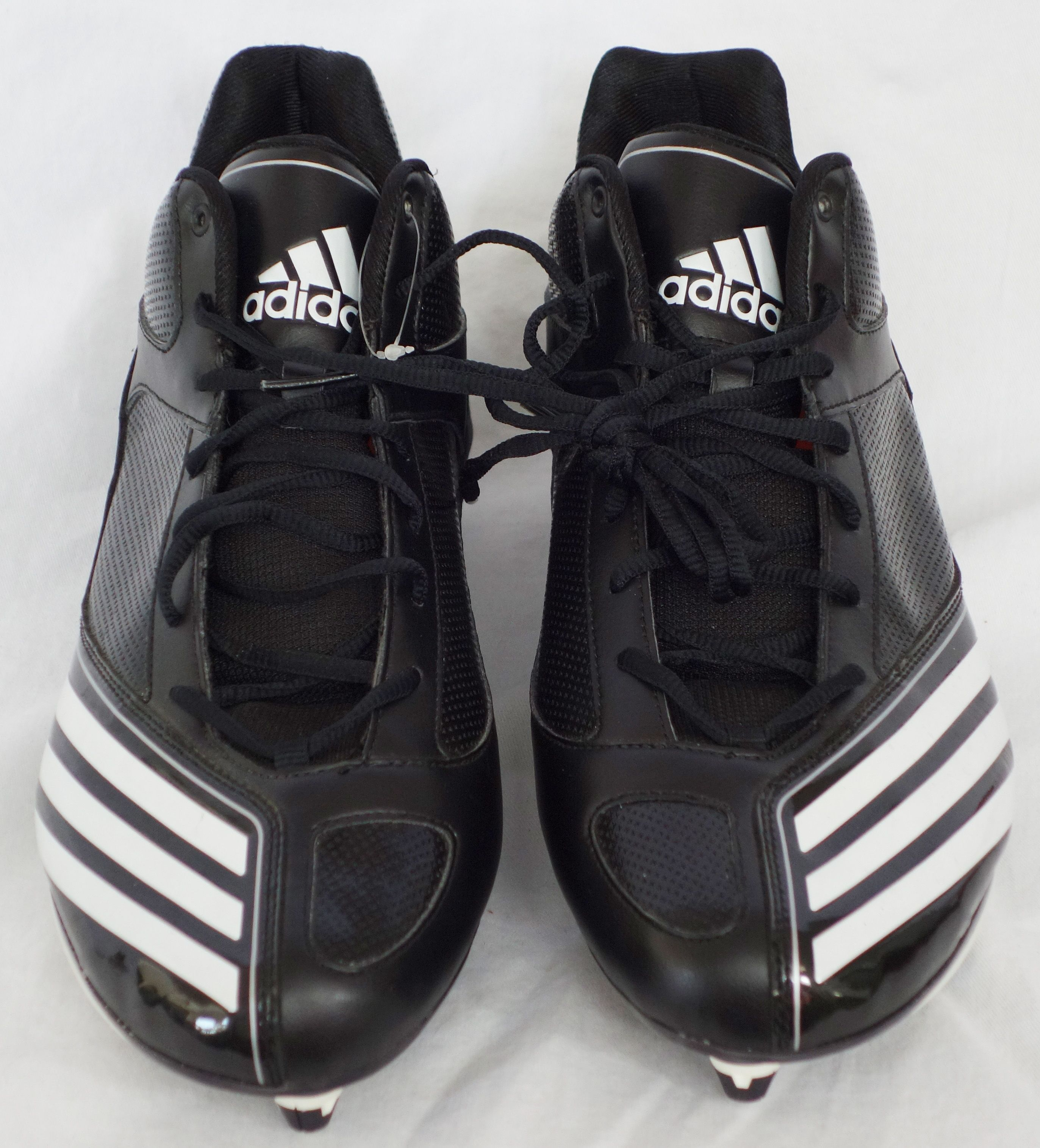 Adidas scorch thrill d low football soccer cleats black