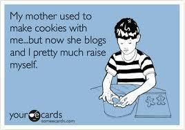 Teach Your Child to Blog.  It's only right.