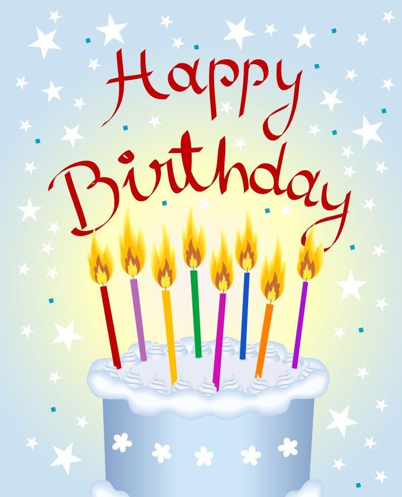 Free Birthday Cards – Happy Birthday Greeting Text