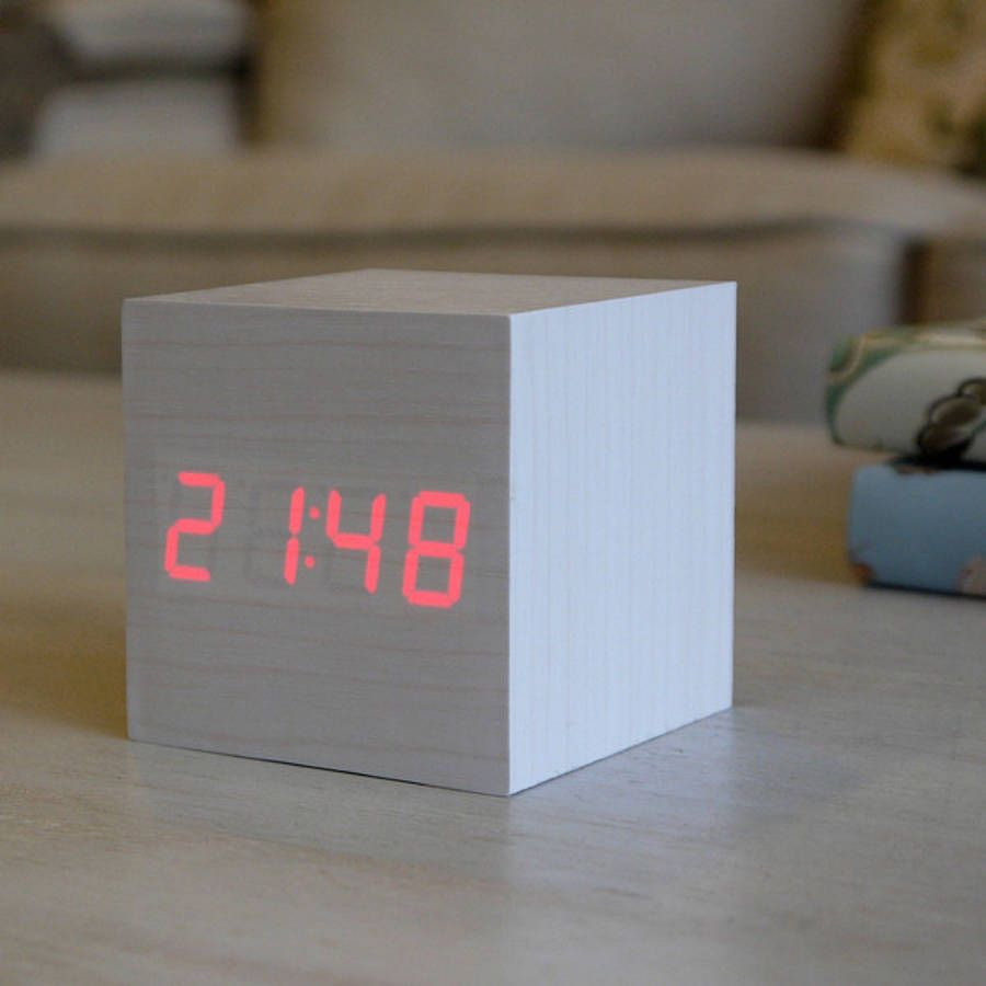 Standuhr Digital Pin By Birchseed On Imaginary Box Pinterest Alarm Clocks Cube