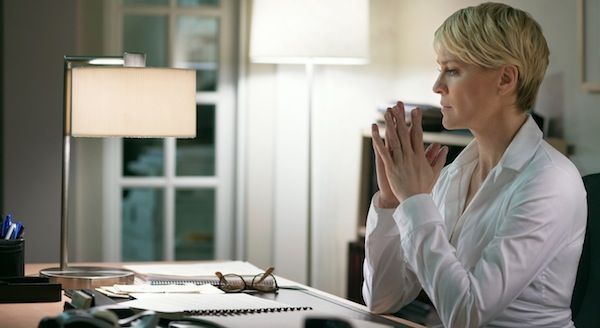 Claire Underwood Style Season 2 Why Every Girl Should ...